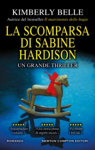 La scomparsa di Sabine Hardison Copertina del libro