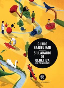 Sillabario di genetica per principianti Copertina del libro