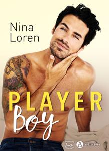Player Boy La couverture du livre martien