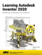 Learning Autodesk Inventor 2020