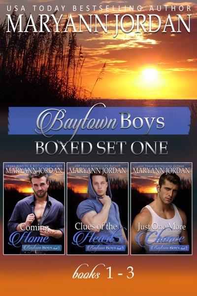 Baytown Boys Box Set books 1-3 - MaryAnn Jordan book cover