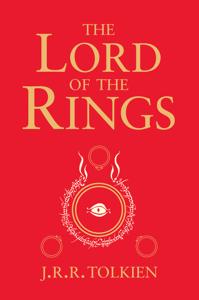 The Lord of the Rings Copertina del libro
