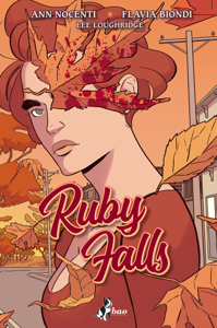 Ruby Falls Book Cover