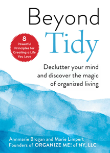 Beyond Tidy Book Cover