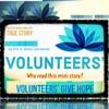 Volunteers' Give Hope