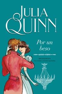 Por un beso (Bridgerton 7) Book Cover