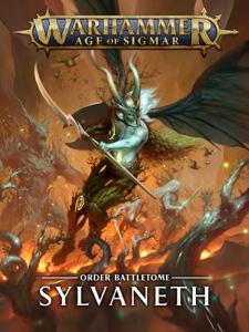 Battletome: Sylvaneth La couverture du livre martien