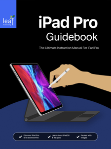iPad Pro Guidebook Book Cover