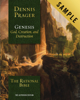 Dennis Prager - The Rational Bible: Genesis - SAMPLE  artwork