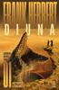 Frank Herbert - Diuna artwork