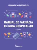 Manual de farmácia clínica hospitalar Book Cover