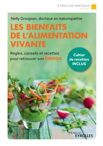 Les bienfaits de l'alimentation vivante La couverture du livre martien