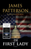 James Patterson - De first lady artwork