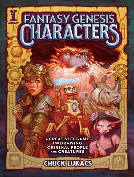 Fantasy Genesis Characters