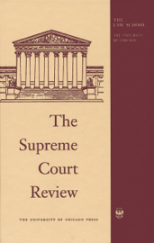 The Supreme Court Review, 2018