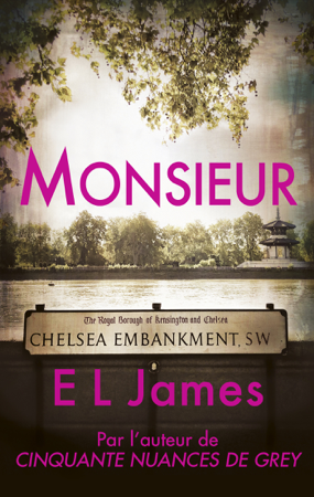 Monsieur - E L James