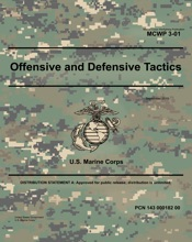 Marine Corps Warfighting Publication MCWP 3-01 Offensive and Defensive Tactics September 2019