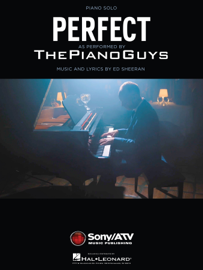 Perfect Piano Solo Arranged by The Piano Guys