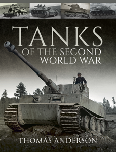 Tanks of the Second World War Buch-Cover