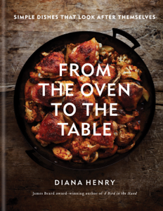 From the Oven to the Table Book Cover