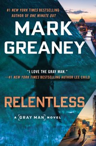Relentless Book Cover