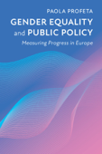 Gender Equality and Public Policy Book Cover