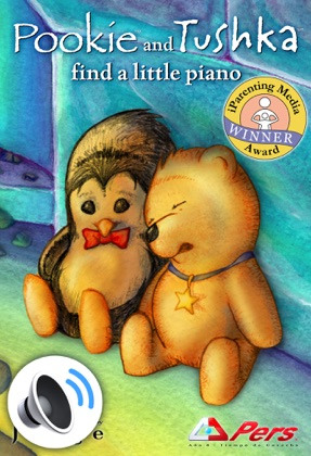 Pookie and Tushka book cover