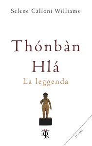 Thónbàn Hlà Copertina del libro