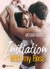 Megan Harold - Initiation with my boss illustration
