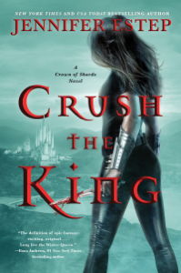 Crush the King Libro Cover