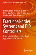 Fractional-order Systems and PID Controllers
