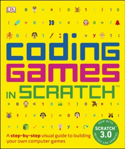 Coding Games in Scratch Book Cover
