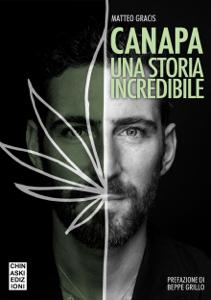 Canapa. Una storia incredibile Libro Cover