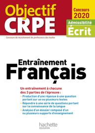 Objectif CRPE Entrainement en français 2020