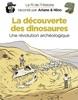 Le fil de l'Histoire raconté par Ariane & Nino - tome 9 - La découverte des dinosaures