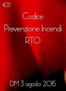 Codice Prevenzione Incendi Libro Cover