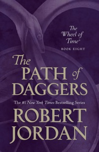 The Path of Daggers Book Cover