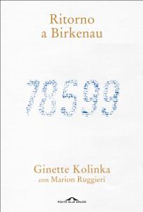 Ritorno a Birkenau Copertina del libro