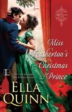 Miss Featherton's Christmas Prince