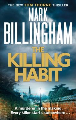 Mark Billingham - The Killing Habit book
