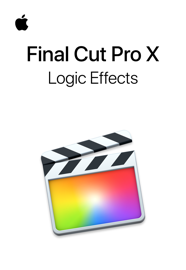 Final Cut Pro X Logic Effects