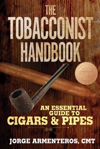 The Tobacconist Handbook Book Cover