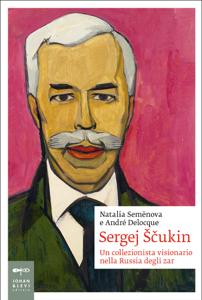 Sergej Ščukin Copertina del libro