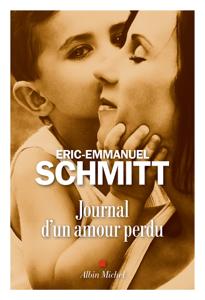 Journal d'un amour perdu La couverture du livre martien