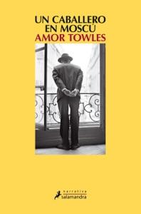 Un caballero en Moscú Book Cover