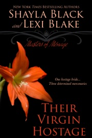 Their Virgin Hostage, Masters of Ménage, Book 5 PDF Download