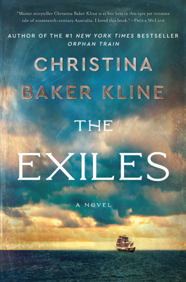 Christina Baker Kline - The Exiles book
