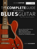 The Complete Guide to Playing Blues Guitar Beyond Pentatonics Book Cover