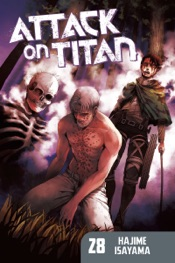 Attack on Titan Volume 28