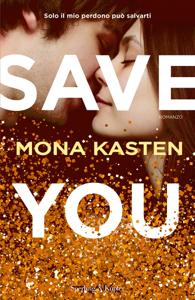 Save you (versione italiana) Libro Cover